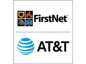 FirstNet, AT&T Logos